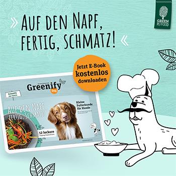 Green Petfood Futterguide