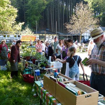 Spezialflohmärkte - Events mit nachhaltigem Vergnügen