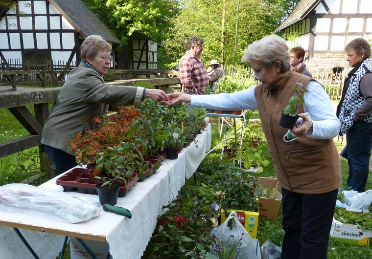 Gartenflohmarkt Altwindeck