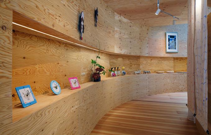 Eco Architektur und Design aus Holz
