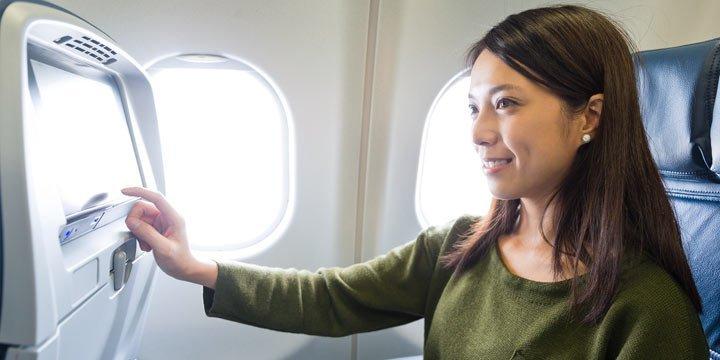 Gesund Reisen mit dem Flugzeug