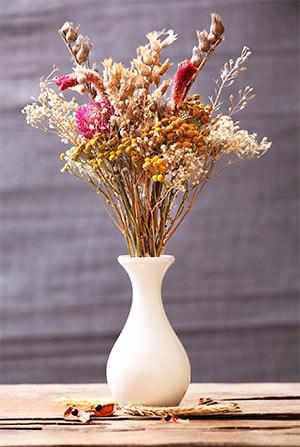 Getrockneter Blumenstrauss