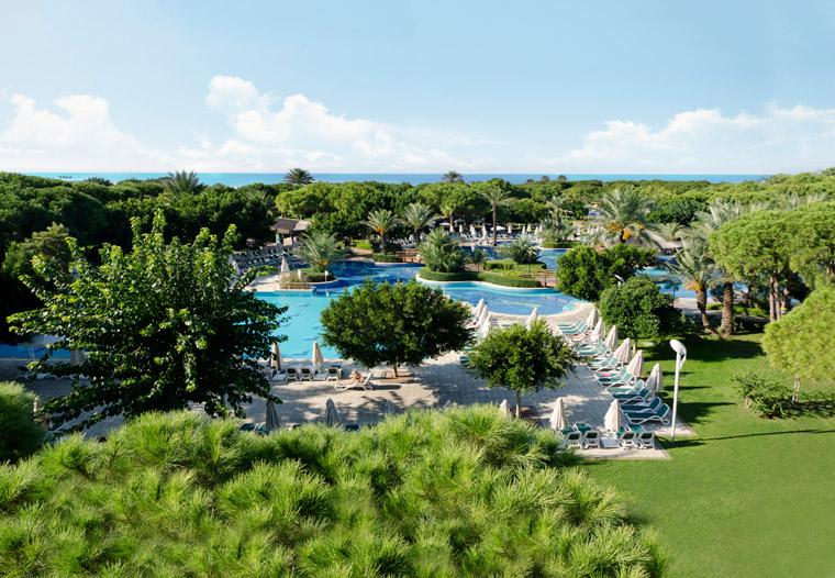 Perfekt für Familien: das Gloria Golf Resort