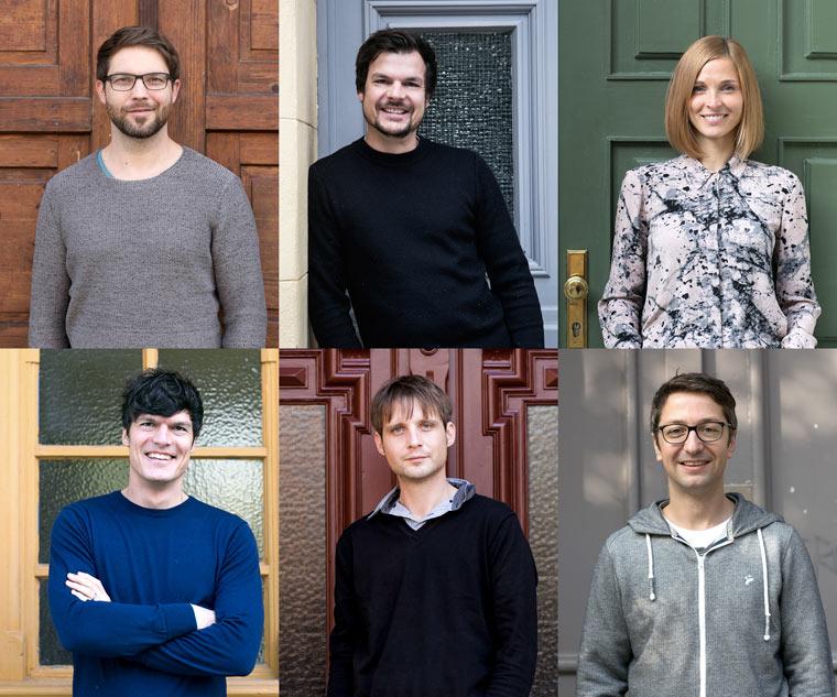 Gründungsmitglieder von nebenan.de