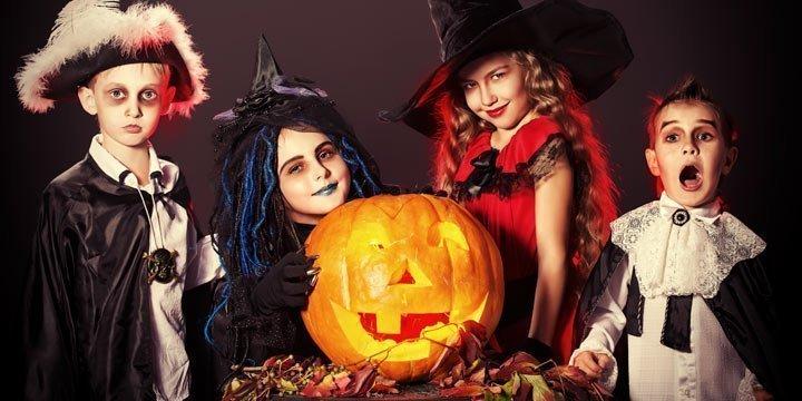 Selbst gemacht: 5 Ideen für nachhaltige Halloween Kostüme