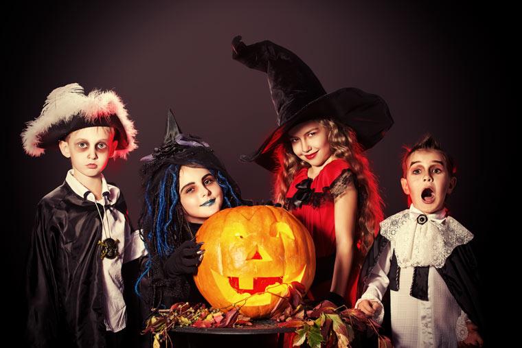Selbst Gemacht 5 Ideen Für Nachhaltige Halloween Kostüme