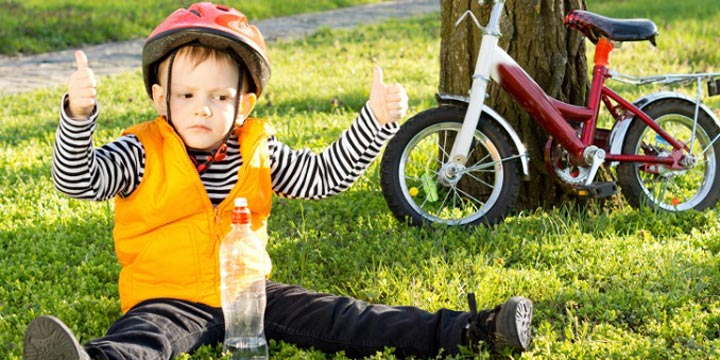 Bundesgerichtshof entscheidet: Auch ohne Helm keine Mitschuld an Fahrradunfall
