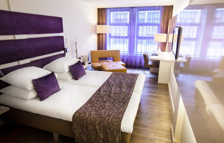 Albus Hotel Amsterdam Centre ****