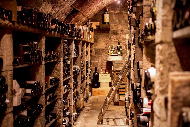 Weinkeller zur Weinsteige