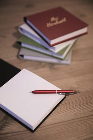 Buchbinderei Matheisl — gebundene Tradition
