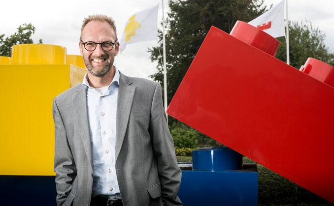 Jorgen Vig Knudstorp der CEO von Lego