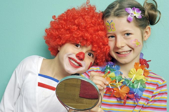 Karneval Kinderschminke