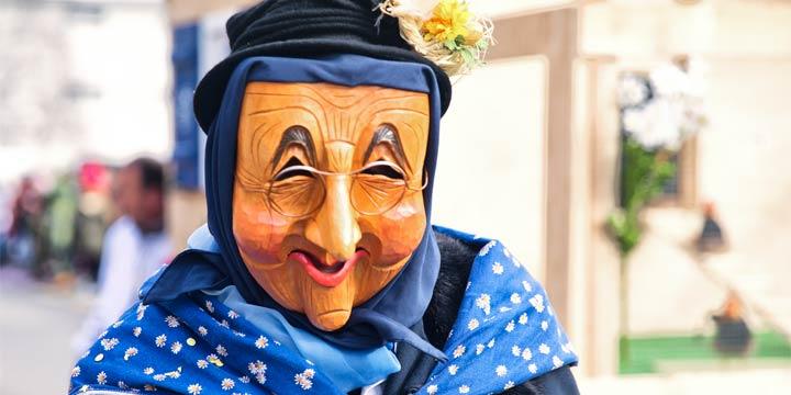 Karneval, Fasching oder Fasnet: Rollenspiele mit Tradition