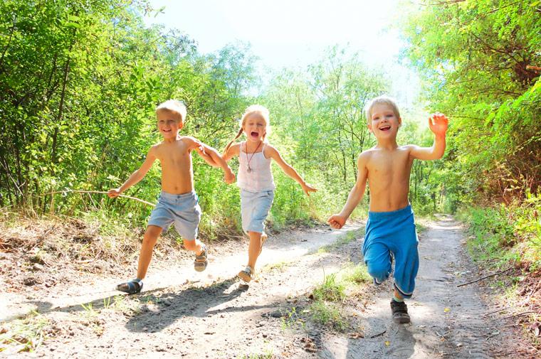 Deutschland: Die schönsten Ausflugsziele mit Kind