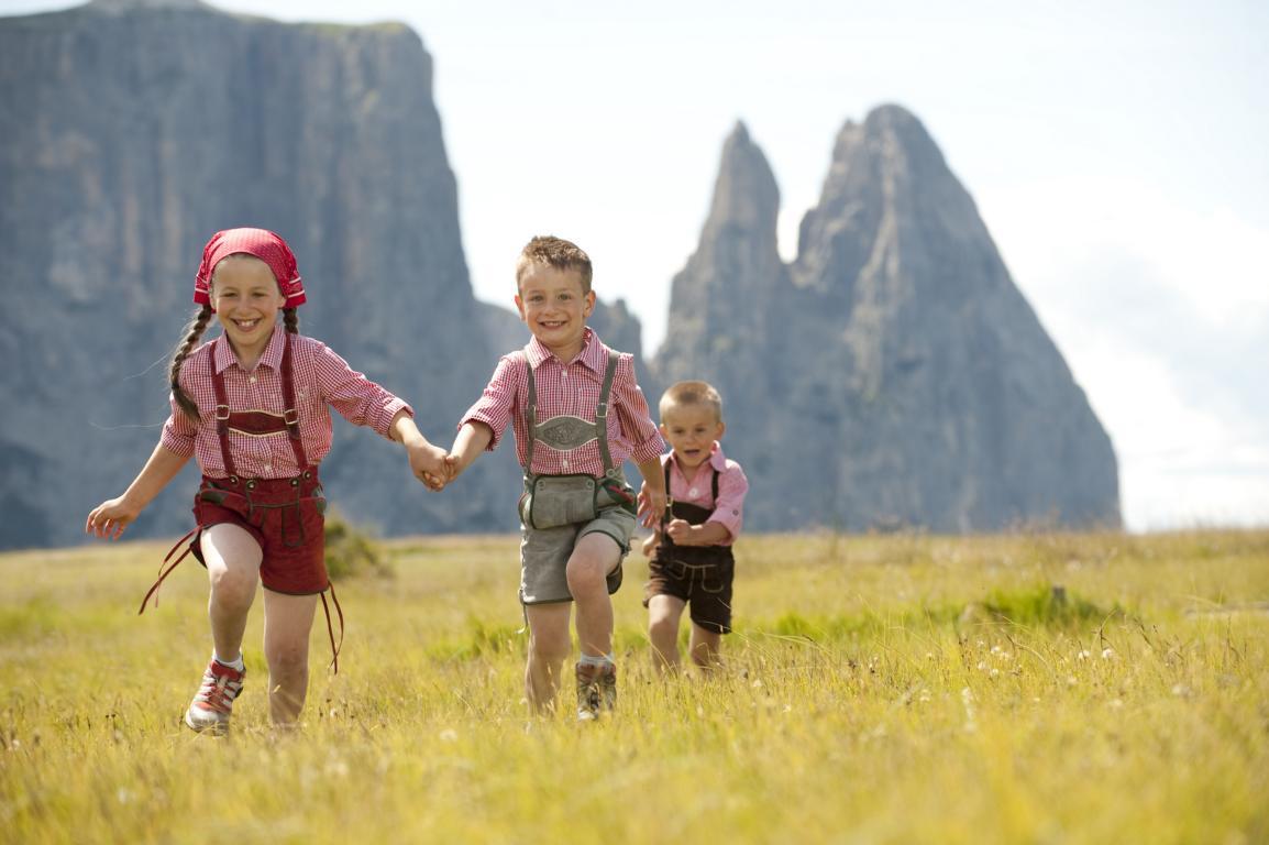 Tradition wird in Südtirol noch groß geschrieben ©Südtirol Marketing Helmuth Rier