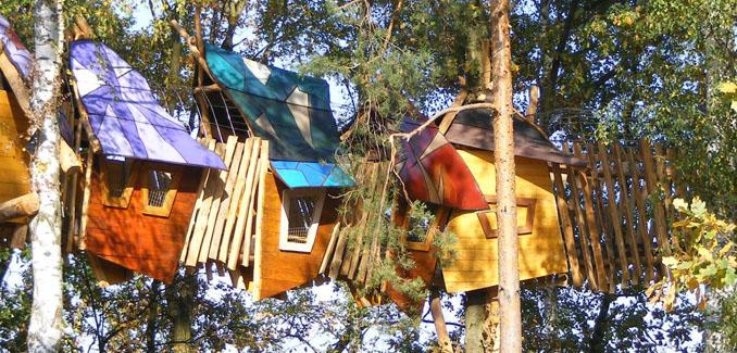 Kulturinsel Einsiedel Baumhaus Freizeitpark Und Abenteuer Spa 223