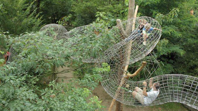 Kulturinsel Einsiedel Urlaub Familie Kinder