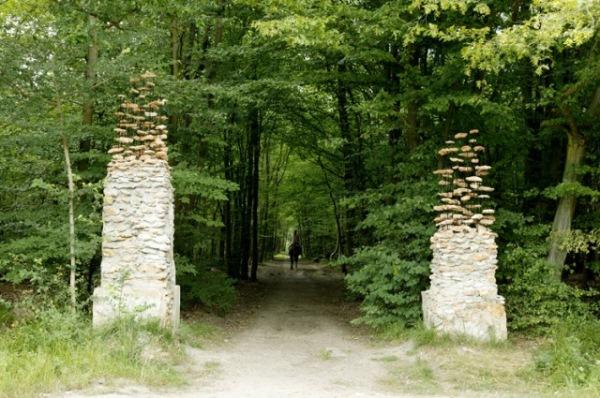 Land Art: Kunst von Cornelia Konrads