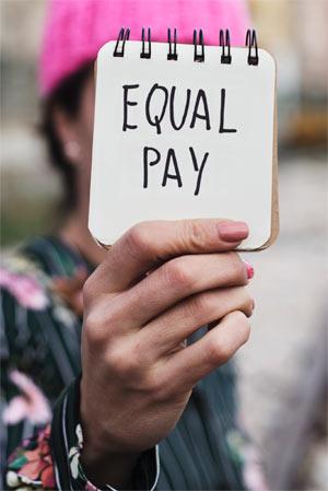 Lohngleichheit