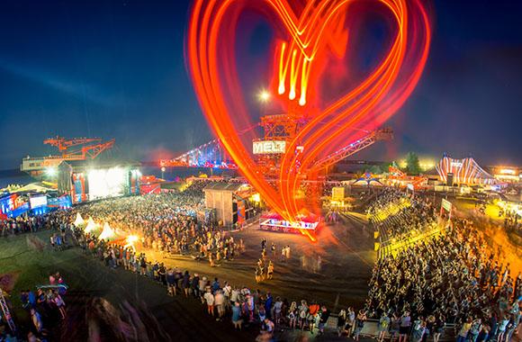 Nachhaltige Musikfestivals boomen