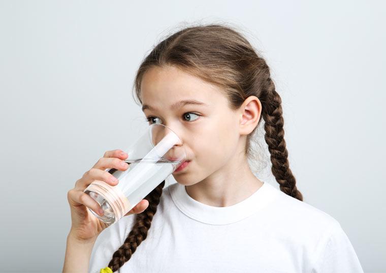 Das Trinkwasser muss sauber bleiben