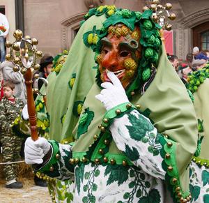 Karneval Brauchtum