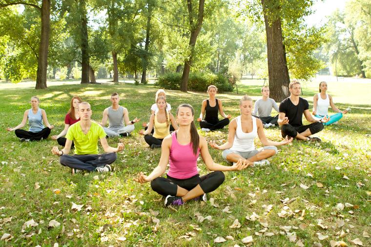 Meditation Erfahrungsbericht viereinhalb Tage Meditieren ohne Sprechen