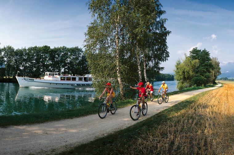 Mittelland-Route von Romanshorn nach Lausanne