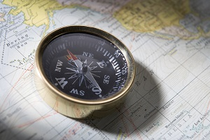 Eine Weltreise will gut geplant sein ©Monkey Business