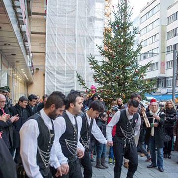 Regional - Winter Urlaub in München