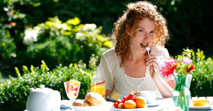 Muttertag Frühstück eco woman