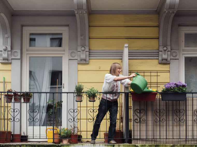 Eine Plattform um ihre Nachbarn kennen zu lernen