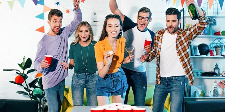 Nachhaltige Partys machen Spaß und sind zeitgemäß