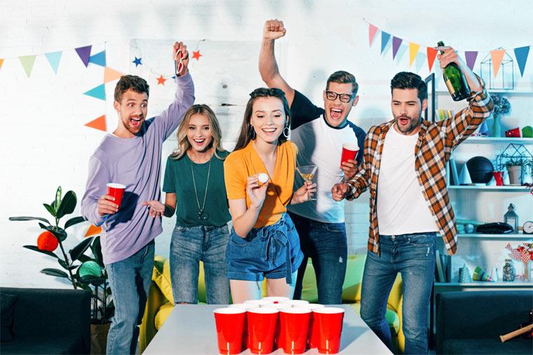 Eine Party nachhaltig und umweltfreundlich organisieren macht Spaß