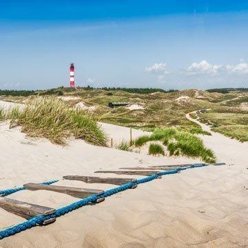 Grüner Urlaub an der Nordsee mit E-Mobility