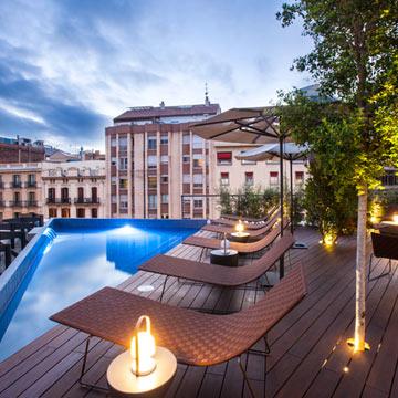 Nachhaltiger Barcelona-Urlaub im grünen Hotel