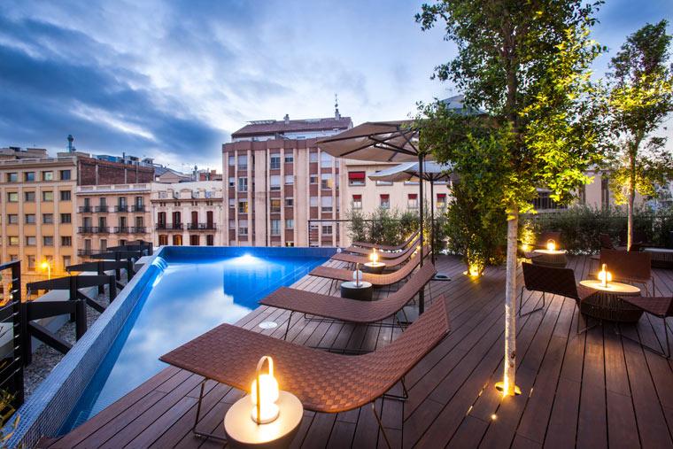 Skybar OD Barcelona