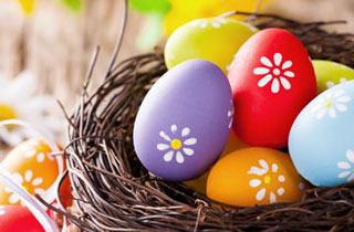 Ostereier selber färben: Tolle Deko leicht gemacht
