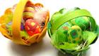 Mooskörbchen aus Filz für Ostern basteln