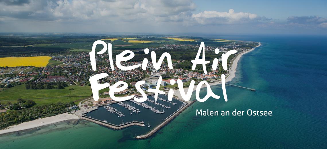 Kunstfestival an der Ostseeküste