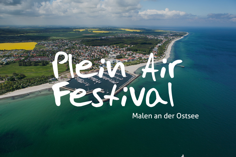 Plein Air Festival - Malen an der Ostsee