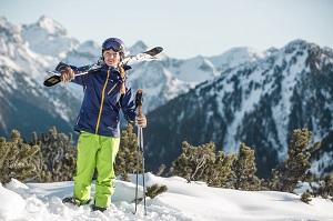 Skifahren Pyua