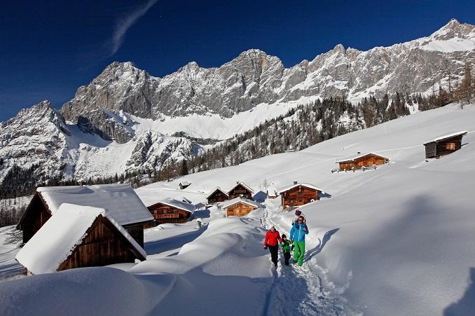 Skirurlaub Ramsau am Dachstein