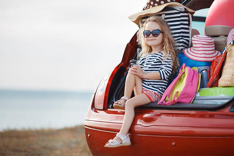 Mit dem Auto reisen
