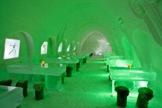 Das Restaurant im LumiLinna