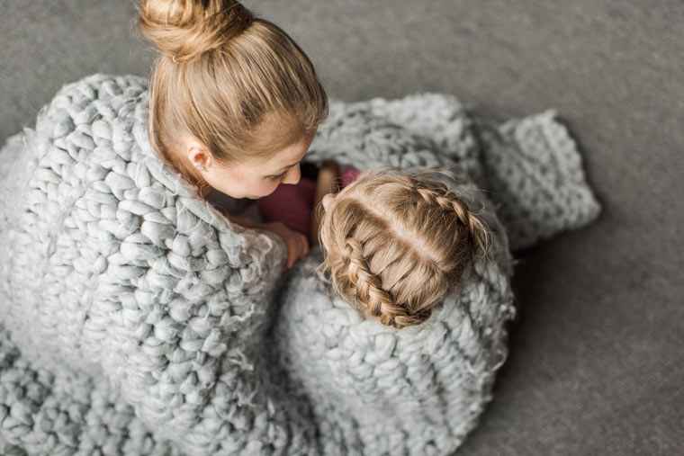 Von der Mütze über einen Schal bis hin zur Decke – Was man alles stricken kann