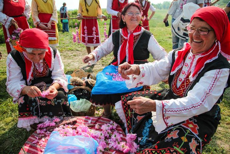 Partnerland Bulgarien erinnert an das Aroma der Sonne