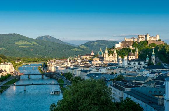 Salzburg feiert große Jubiläen und Feste