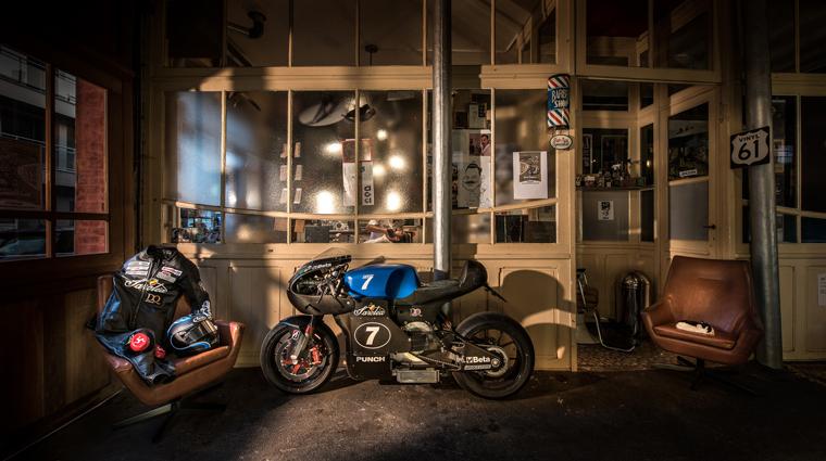 Das emissionsfreie Superbike zeigt, dass Visionen vom nachhaltigen E-Racing keinesfalls Wunschträume bleiben müssen