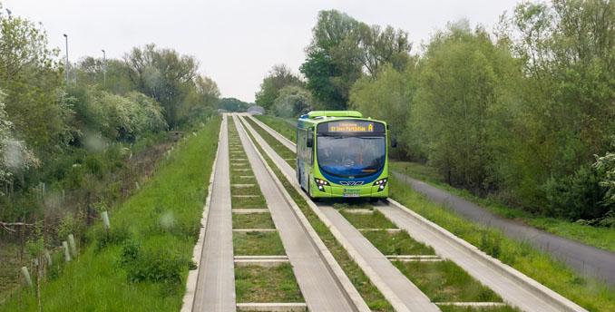 Schienenbus Camebridge